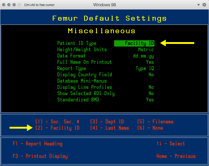 Patient ID Type